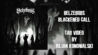 Belzebubs-Blackened Call (tutorial+tabs)