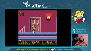 Simpsons Game Marathon: Hour 15 - Night of the Living Treehouse of Horror Part 2