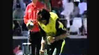 Top 10 Flying Wickets In Cricket History   YouTube