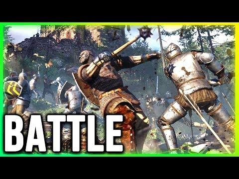 Kingdom Come Deliverance BATTLE Walkthrough (Combat Gameplay)