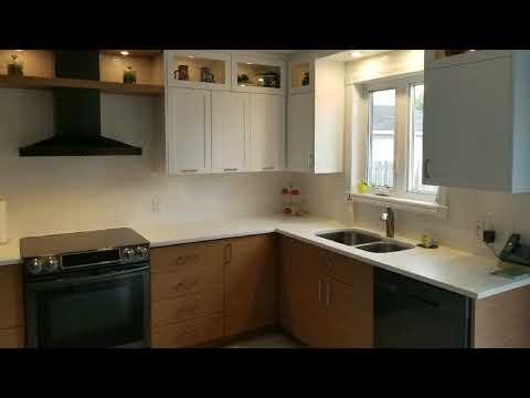 Asena Design Beautifull Kitchen Renovation Gatineau Quebec Canada