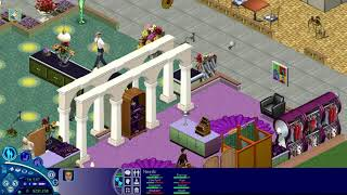 Sims 1- SariaFan93's Gameplay (Ep. 75/No Commentary)