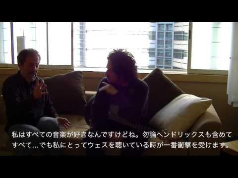 スティーヴ・ルカサー 来日インタビュー (Steve Lukather Interview)