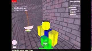 Roblox Saw 2 Episode 3 Glitching Checkpoint w/Howard261,Lachiegraham06