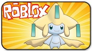 Roblox Pokemon Brick Bronze - How To Find And Catch Jirachi