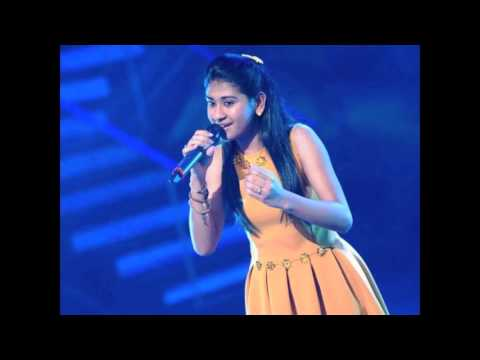 Indian Idol Junior Grand Finale  Nithyashree Performance 2015