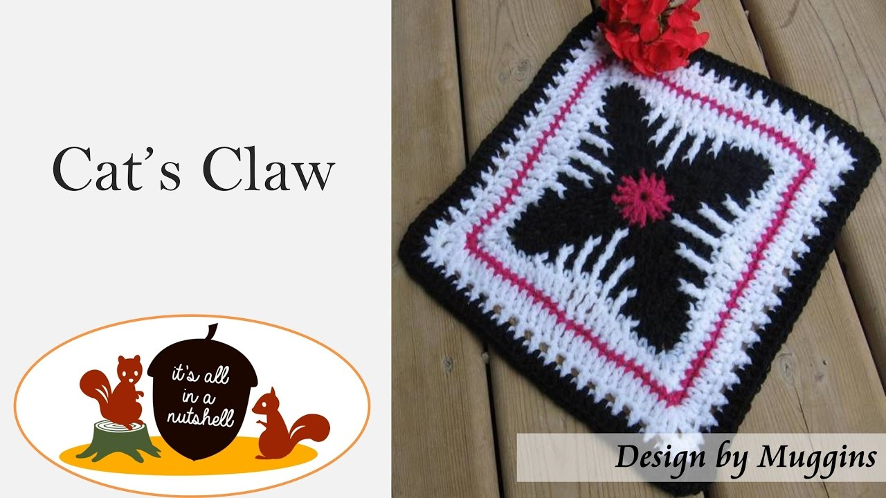 Cat Crochet Pattern for Wash Cloth or Dishcloth, Baby Blanket ...   720x1280