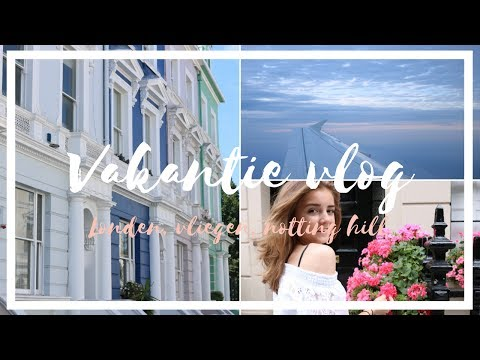 Londen #VakantieVlog | R O S A L I E
