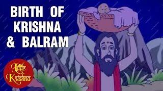 birth of krishna balram   lord krishna stories in hindi   krishna asur stories