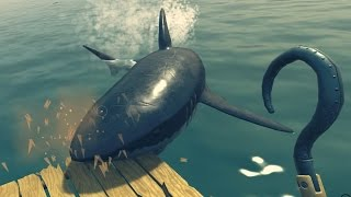видео Океан | Выживание в открытом море | Автономное плавание