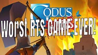 Worst RTS Game Ever! - Godus Wars Gameplay