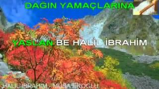 TURKISH KARAOKE HALIL IBRAHIM MUSA EROGLU YouTube