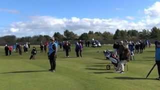 Scottish Boys Championship 2015 at Dunbar - Part 2