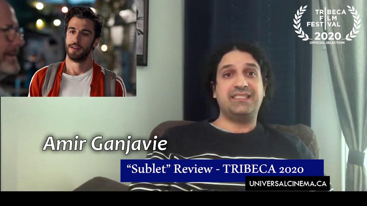 Sublet                                     2020 Tribeca Film Festival