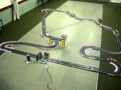 Formula One Scalextric Hungaroring Hungarian Grand Prix (Hungaroring Magyar Nagydíj)