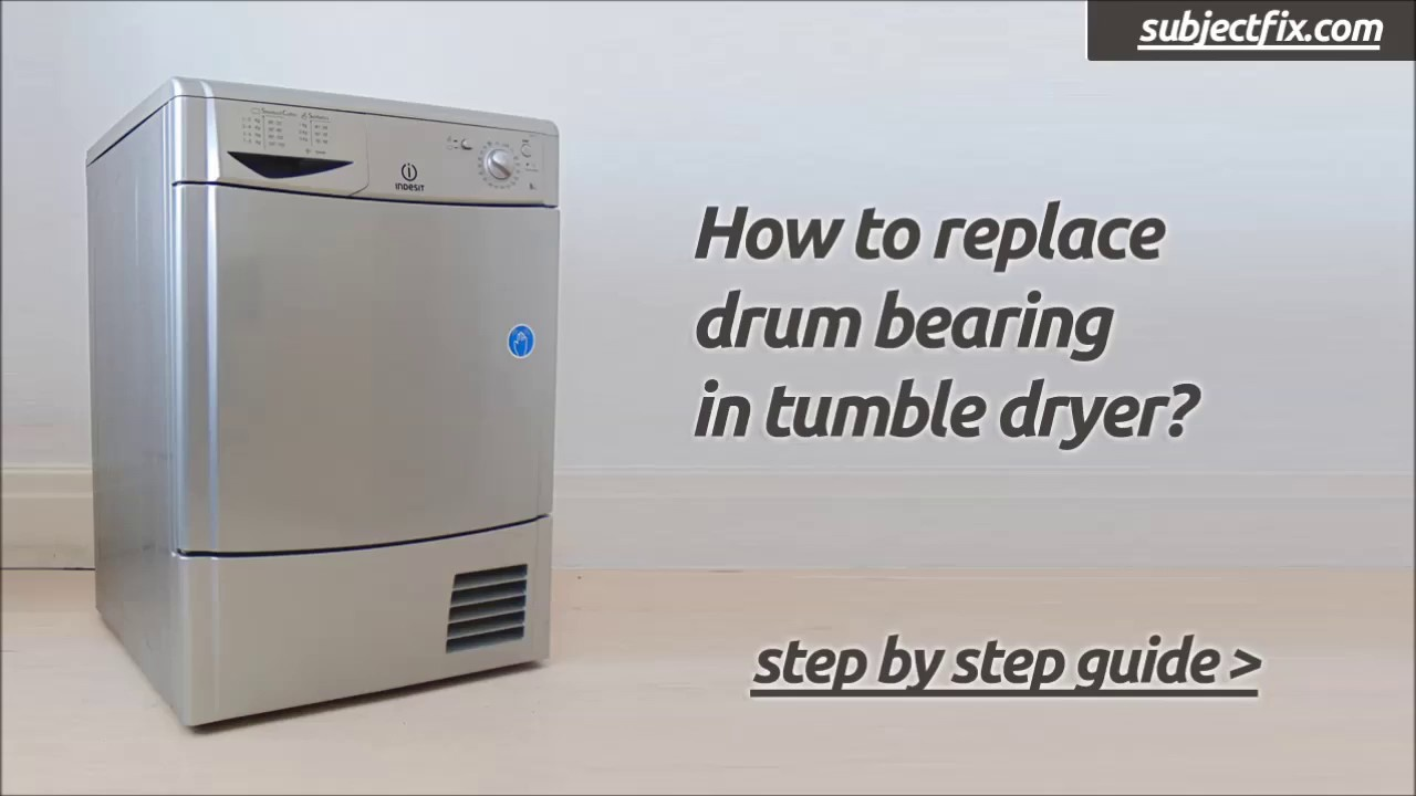 how to stop a dryer from squeaking