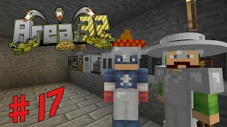 Minecraft Area 32 [17] - BLAST FURNACE!? (with SnakeDoctor)