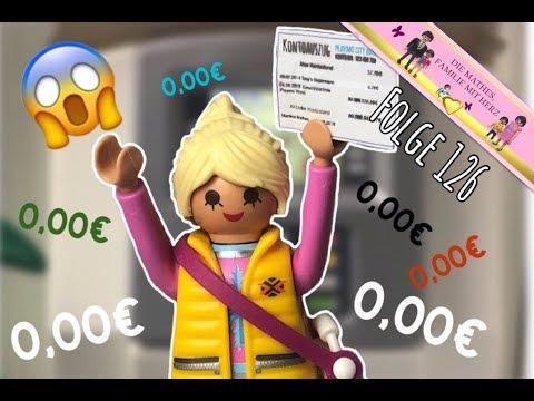 Das Geld ist weg!😭 - Ist Frieda wieder arm? - Kindervideo mit Playmobil Spielzeug
