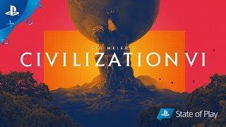 Civilization VI – Announce Trailer | PS4