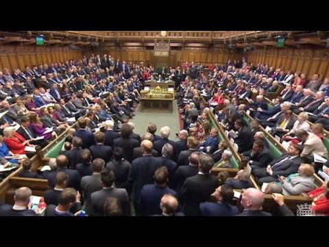 Snap General Election: MPs vote 522 to 113 in favour of June 8th poll