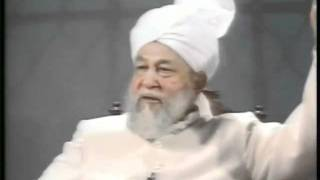 Liqa Ma'al Arab #66 Question/Answer English/Arabic by Hadrat Mirza Tahir Ahmad(rh), Islam Ahmadiyya