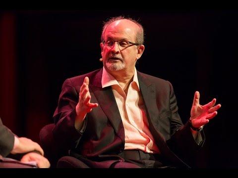 Salman Rushdie & Emily Nussbaum: Television Has Replaced The Novel, Festival of Dangerous Ideas 2014