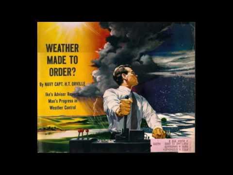 Utah Radio talks Weather Modification & Legislature
