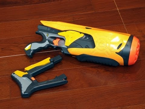 how to make nerf darts