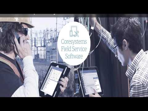 Coresystems Field Service Software for SAP Business One April 8 2015