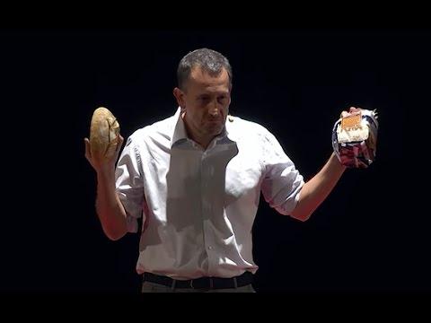 Nutrire Il Pianeta? No Mettiamoci Tutti A Tavola   Vincenzo Fogliano   TEDxNapoli