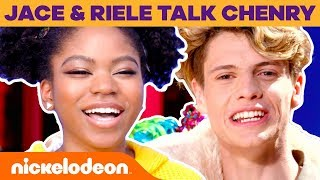 Jace Norman & Riele Downs Share CHENRY's Best Memories! 🙌 Henry Danger | Nick