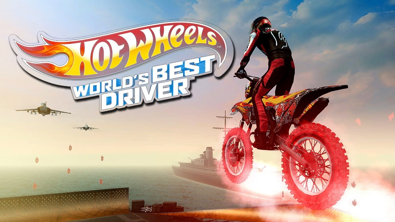 4 hot wheels world 39 s best driver red team stage 1. Black Bedroom Furniture Sets. Home Design Ideas
