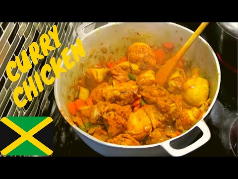 how-to-make-curry-chicken-|-the-easiest-curry-chicken-|-jamaican-style