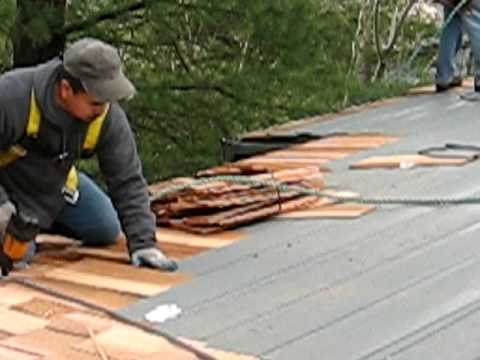 Portland Cedar Shake Roof Installation Part 2 Roof Life