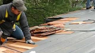 Portland Cedar Shake Roof Installation, Part 2 - Roof Life of Oregon