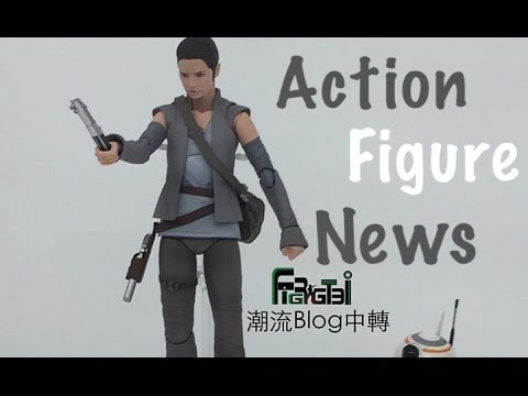 Candid Camera Star Wars : Action figure news #86 shf street fighter shf star wars shf wwe