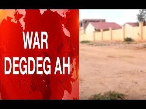 WAR DEG DEG: Rasaas Ka Socota Burco Iyo Maamulk Gobolka Togdheer Oo Ka Hadlay