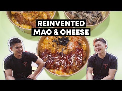 Young Hawkers Making Mac & Cheese Great Again: Mama's Boy Bakes