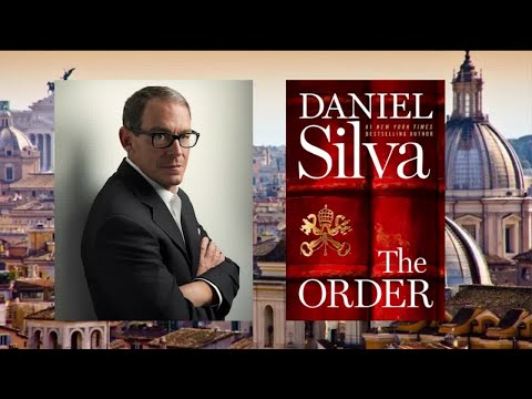 Bestselling Author Daniel Silva On His Newest Book The Order