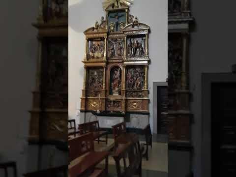 TYRONE ONEZA VISIT SACRED HEART OF JESUS CHURCH IN SARRIA BARCELONA SPAIN