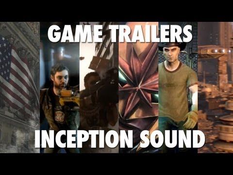 The Inception Sound in All Game Trailers: BWAAAH