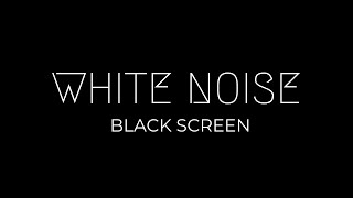 White Noise | Black Screen ❯ Study Aid ❯ Calm Babies ❯ Work ❯ Deep Sleep ❯ Anxiety Reliever