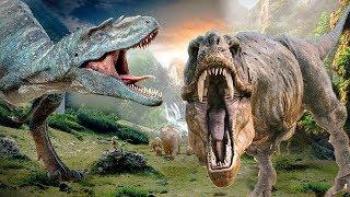 Прогулки с Динозаврами. Великий Поход Динозавров. 20 000000 лет назад.