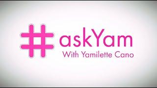 #AskYam What is entrepreneurship for you?