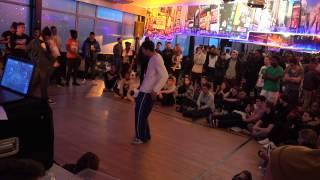 BattleGround By Annecy 2 | Quart Finale Popping | Maelito VS Mehdi (Winner)