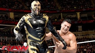 Goldust vs. Alberto Del Rio: Raw, November 30, 2015