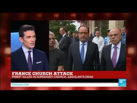 """France church attack: """"France is becoming like Israel, a state under permanent threat"""""""