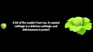 Brassica Prime - RuneScape Dialogue