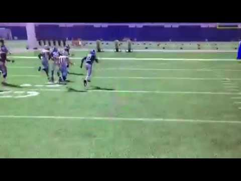 Dez Bryant Breaking Out The Odell Beckham Jr Catch On Madden 16 On Xbox One