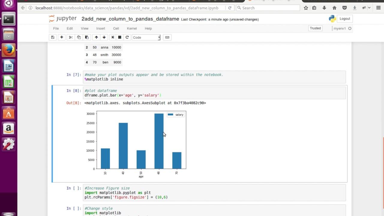 How to add new Column to Pandas DataFrame